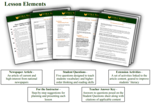 XTRA Weekly Lesson Elements