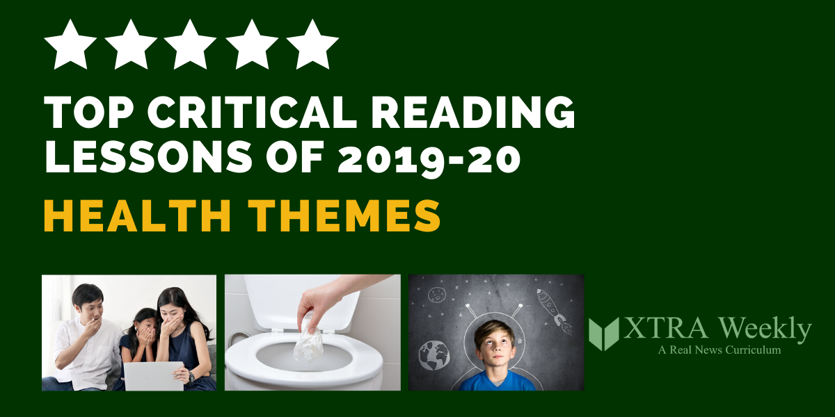 Top Critical Reading - Health Issues