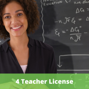 XTRA Weekly 4 Teacher License