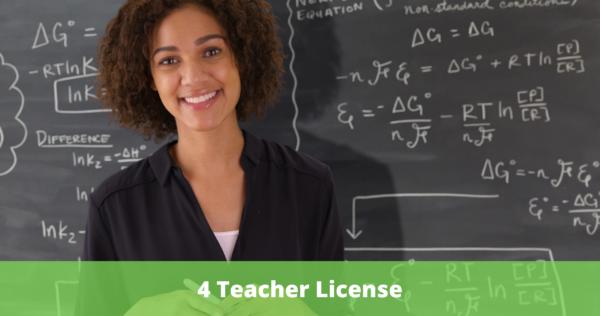 XTRA Weekly 4 Teacher License