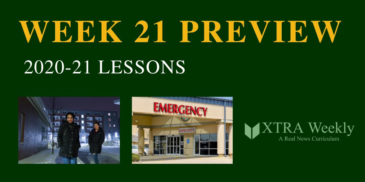 Week 21 preview