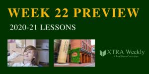 Week 22 Preview