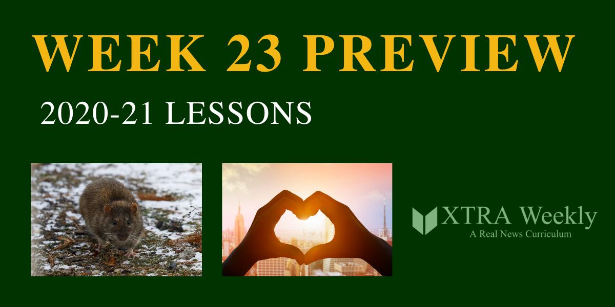Week 23 preview
